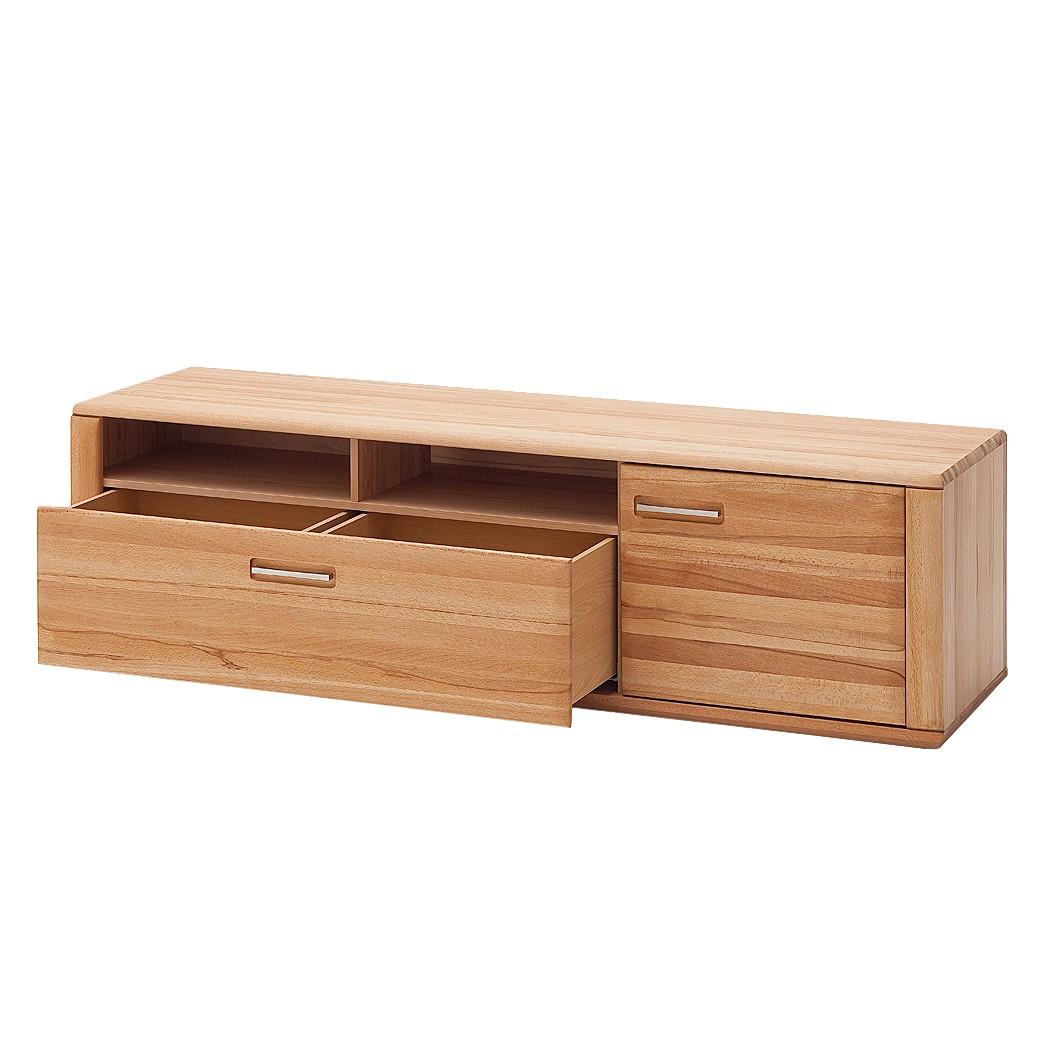 TV-Lowboard Structura II - Buche teilmassiv - geölt