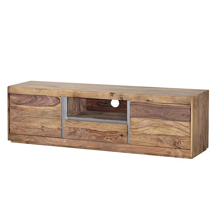 tv lowboard tapurah ii sheesham massiv ebay. Black Bedroom Furniture Sets. Home Design Ideas