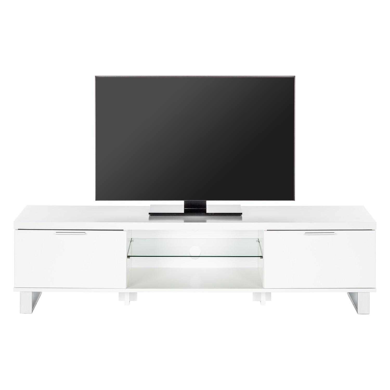 Tv-Lowboard TRANBY von ROOMSCAPE in weiß mit Kufen - nur 119,99€