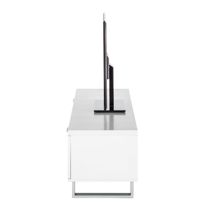 TV-Lowboard TRANBY von ROOMSCAPE in weiß - nur 119,99€
