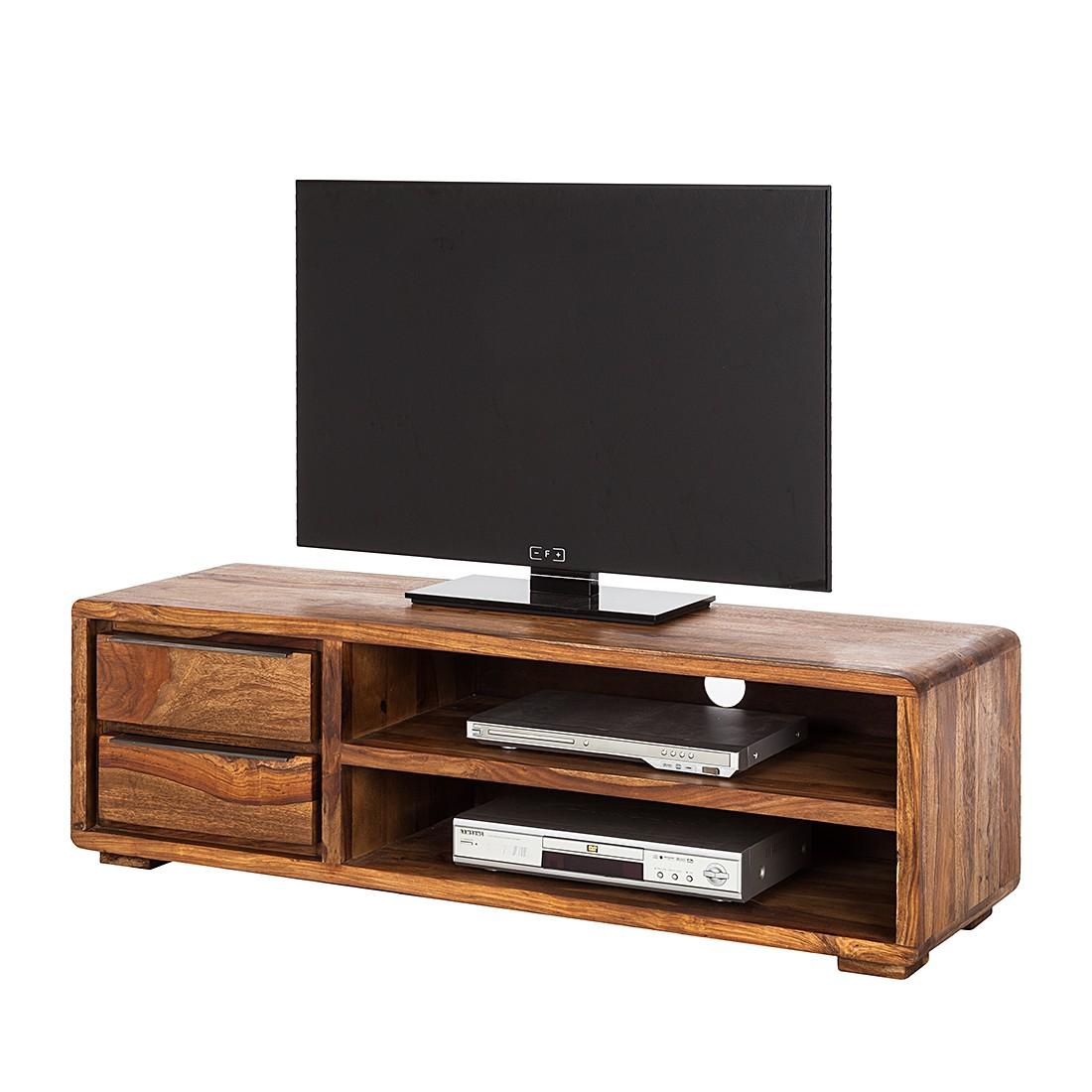 tv lowboard trangle sheesham massiv ebay. Black Bedroom Furniture Sets. Home Design Ideas