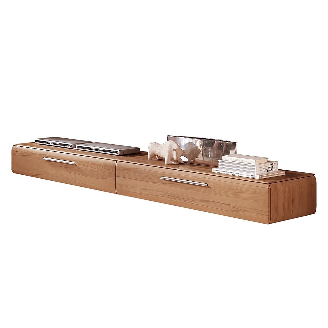 tv lowboard trento ii kernbuche massiv 220 x 27 cm hartmann online bestellen. Black Bedroom Furniture Sets. Home Design Ideas