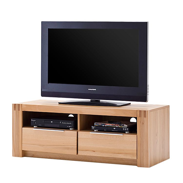 tv lowboard vigas i buche massiv lackiert schrank. Black Bedroom Furniture Sets. Home Design Ideas
