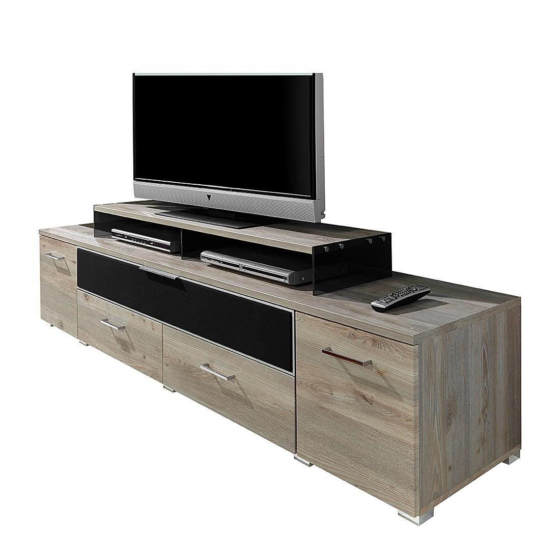 lowboard schwarz preisvergleiche erfahrungsberichte und. Black Bedroom Furniture Sets. Home Design Ideas