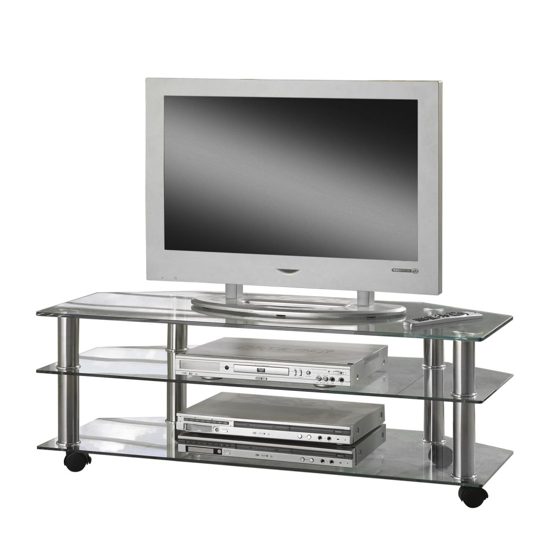 tv rack rollen perfect mehr ansichten cattelan italia. Black Bedroom Furniture Sets. Home Design Ideas