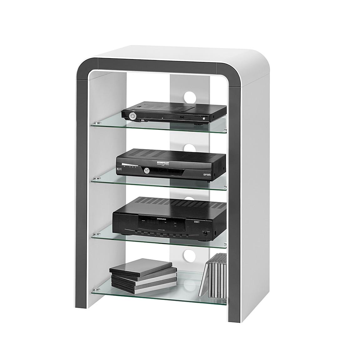 Meuble tv meuble blanc tv hauteur 60 cm meuble blanc tv for Meuble tv hauteur 60 cm