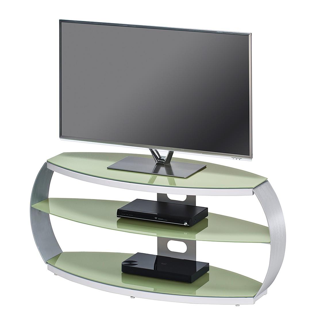 TV-Rack Florens – Pastellgrün, loftscape bestellen