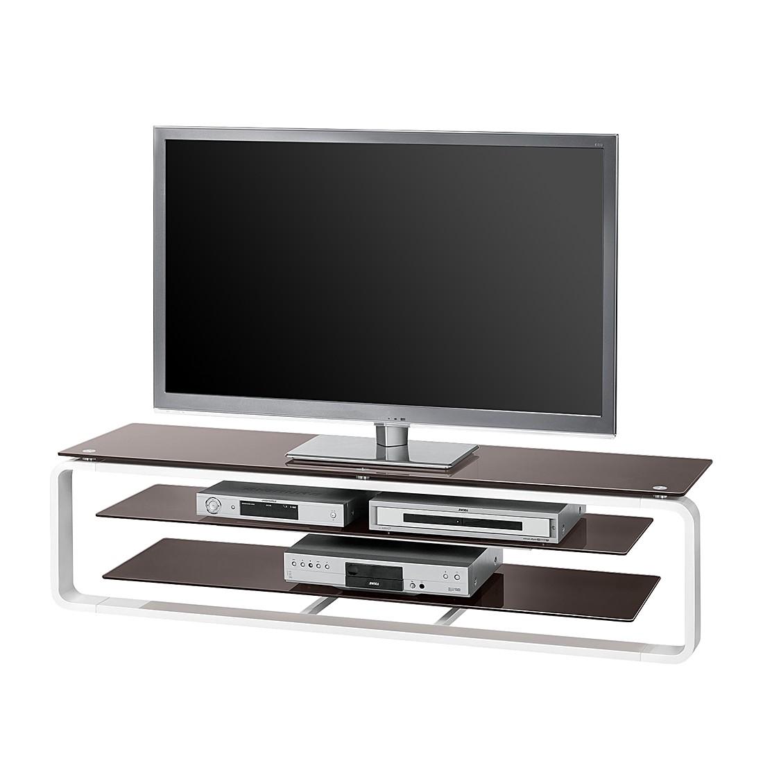 tv rack jared i hochglanz wei lava 150 cm loftscape g nstig online kaufen. Black Bedroom Furniture Sets. Home Design Ideas