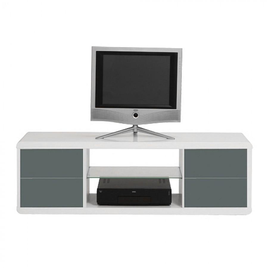 kommode hochglanz grau g nstig kaufen. Black Bedroom Furniture Sets. Home Design Ideas