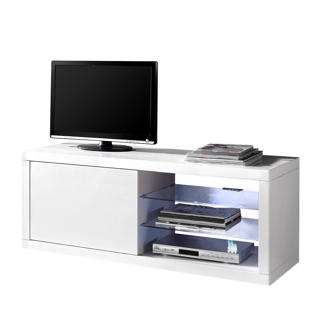 meuble tv largeur 110 cm profondeur 42 largeur 110 cm. Black Bedroom Furniture Sets. Home Design Ideas