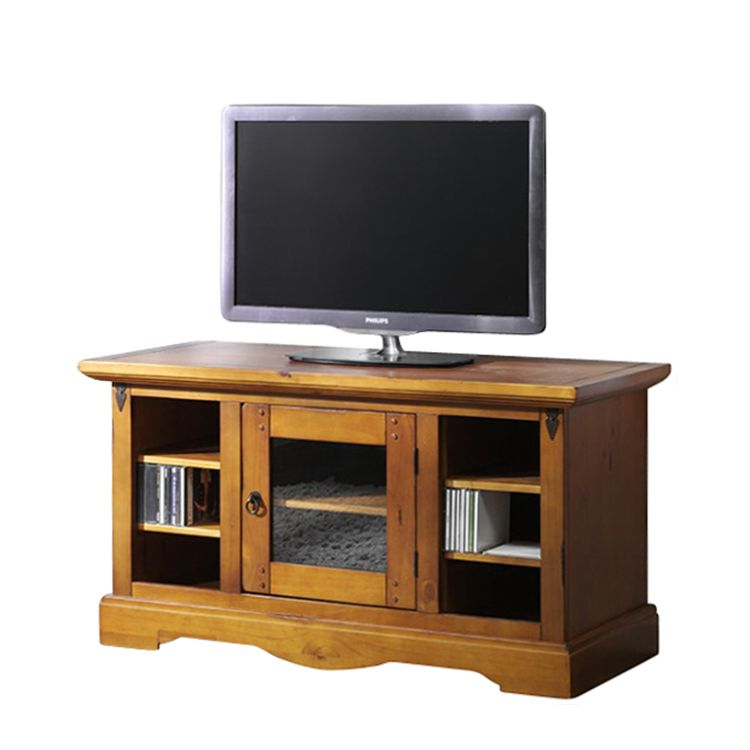 tv unterschrank glory pinie massiv gebeizt lackiert honigbraun. Black Bedroom Furniture Sets. Home Design Ideas