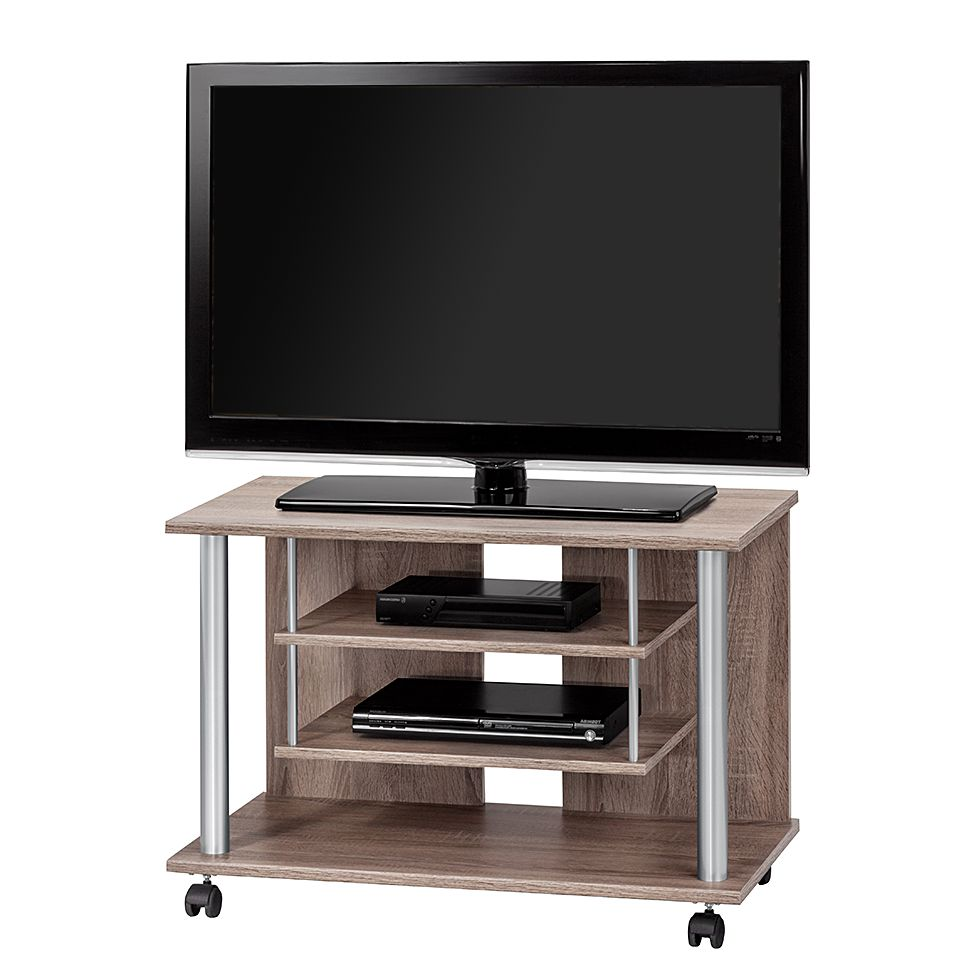 tv videowagen felia ii eiche tr ffel s gerau dekor. Black Bedroom Furniture Sets. Home Design Ideas