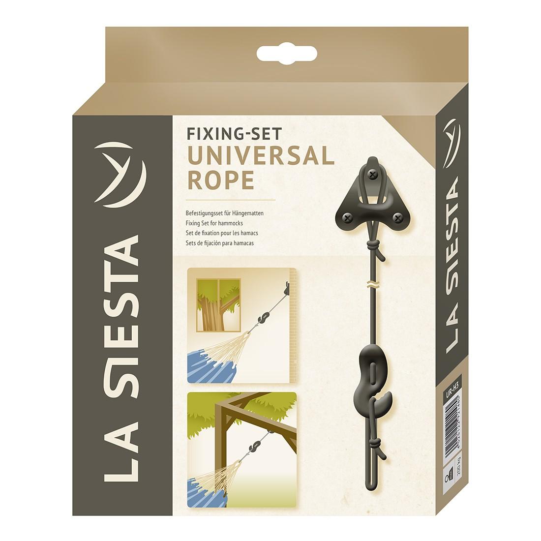 Universal Rope für Hängematten, La Siesta