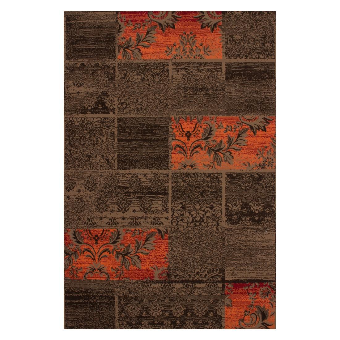 Teppich Freedom – Braun – 190 x 280 cm, Kayoom jetzt kaufen