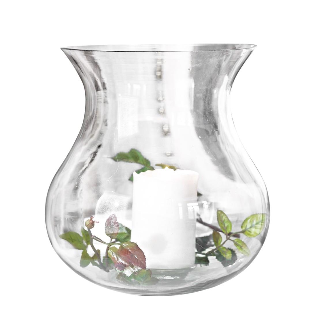 Vase 2er Set Lyon – Glas klar, Loberon online bestellen