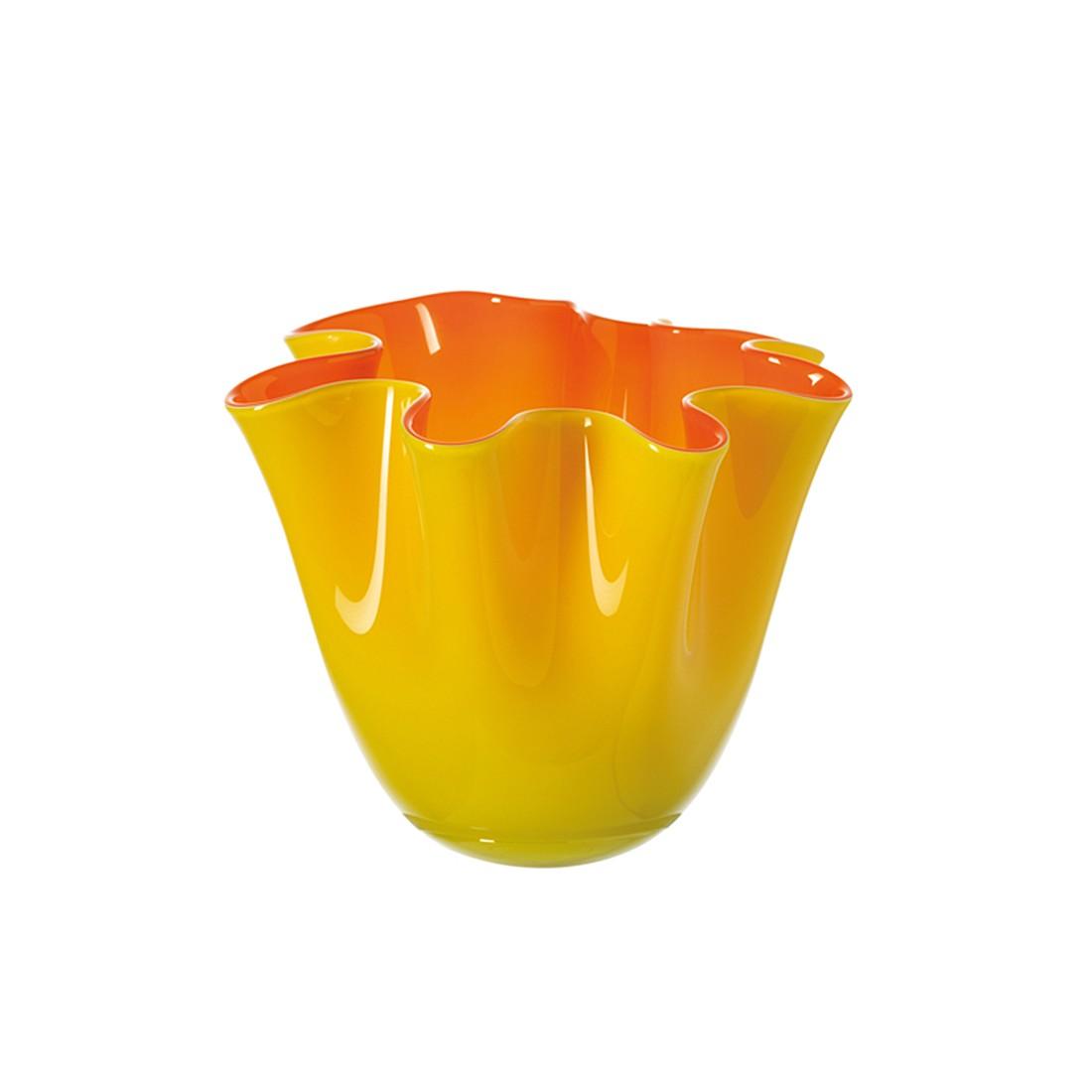 Vase Lia – 14,5 cm – Orange, Rot, Leonardo bestellen