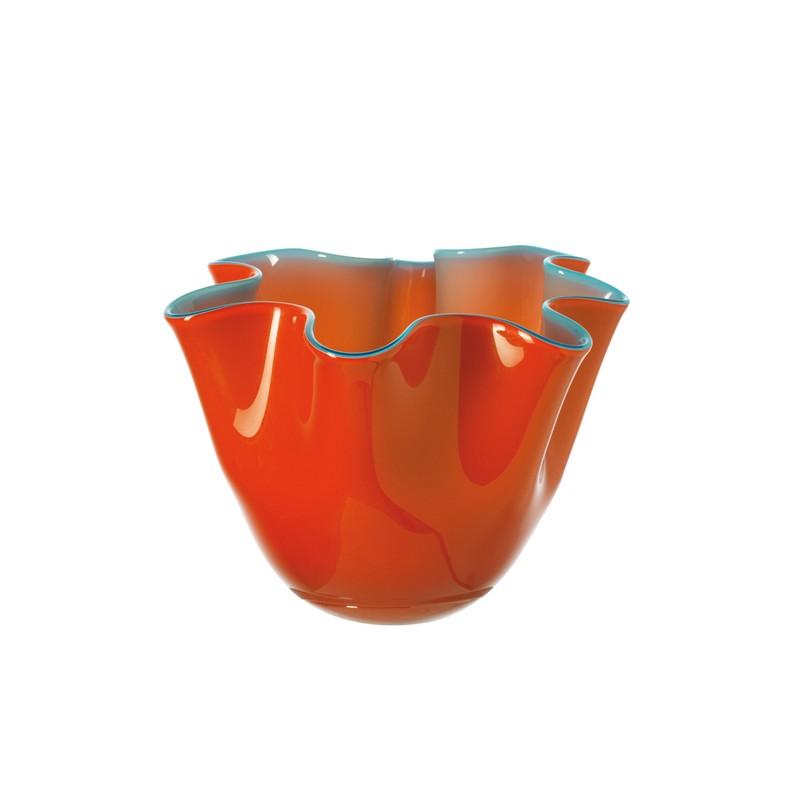 Vase Lia – 14,5 cm – Rot, Türkis, Leonardo kaufen