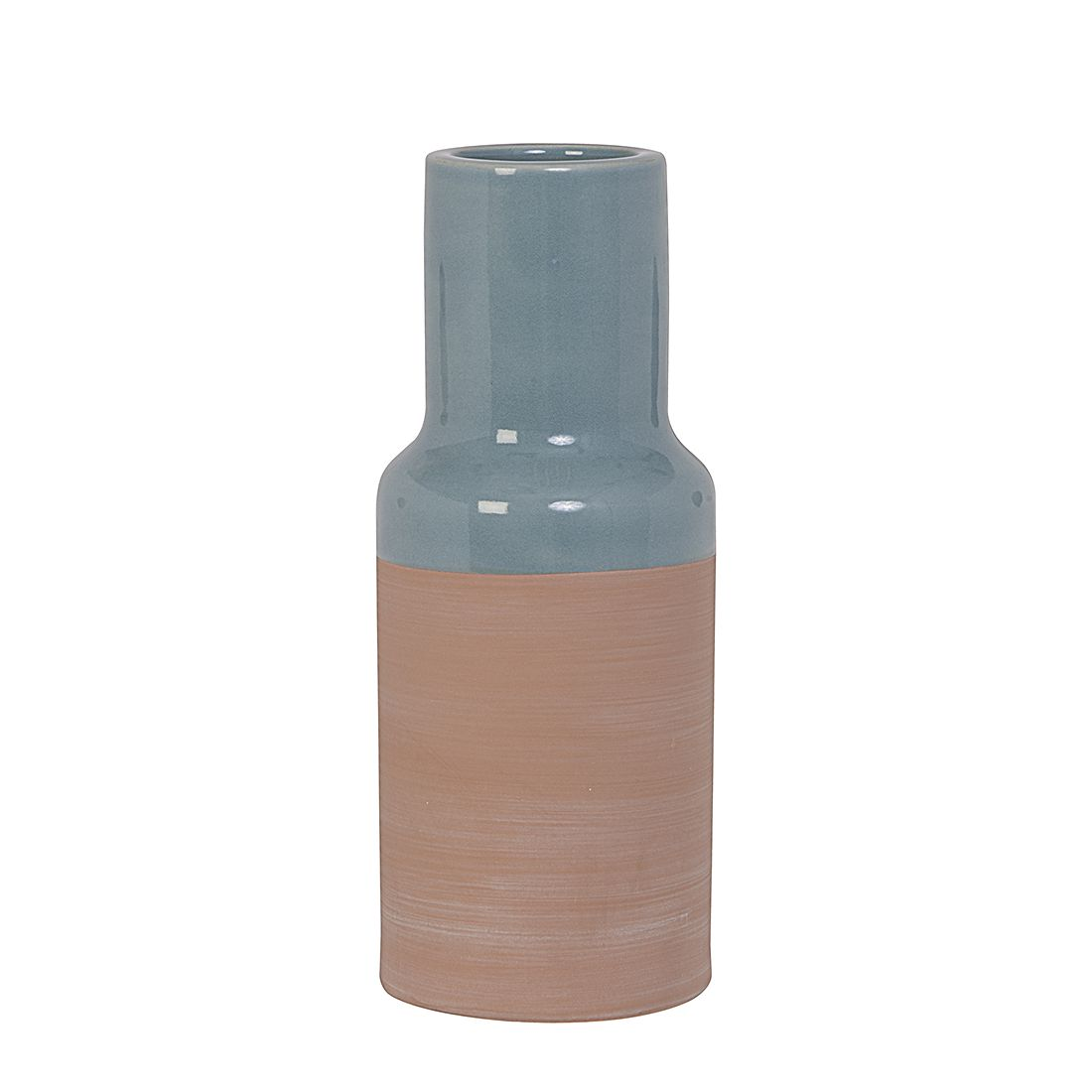 Vase Native – Jeansblau, Present Time jetzt kaufen
