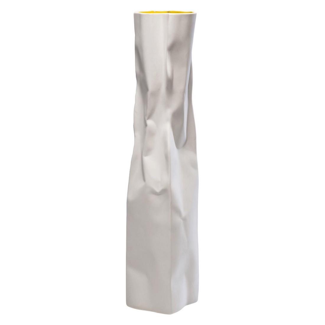 Vase Paper Bag 53cm – Porzellan Mehrfarbig, Kare Design jetzt kaufen