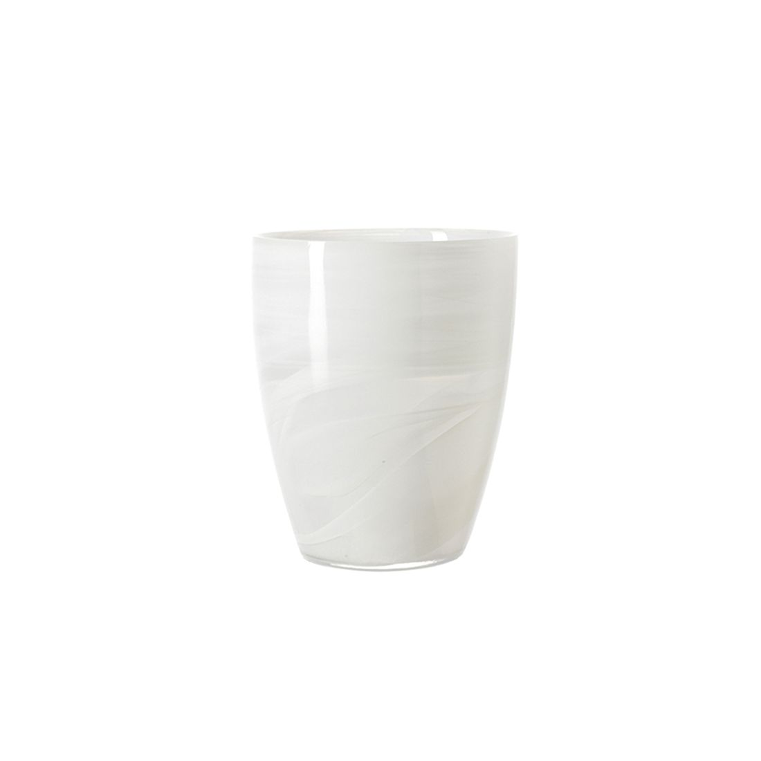 Vase/Windlicht Alabastro - 19 cm, Leonardo