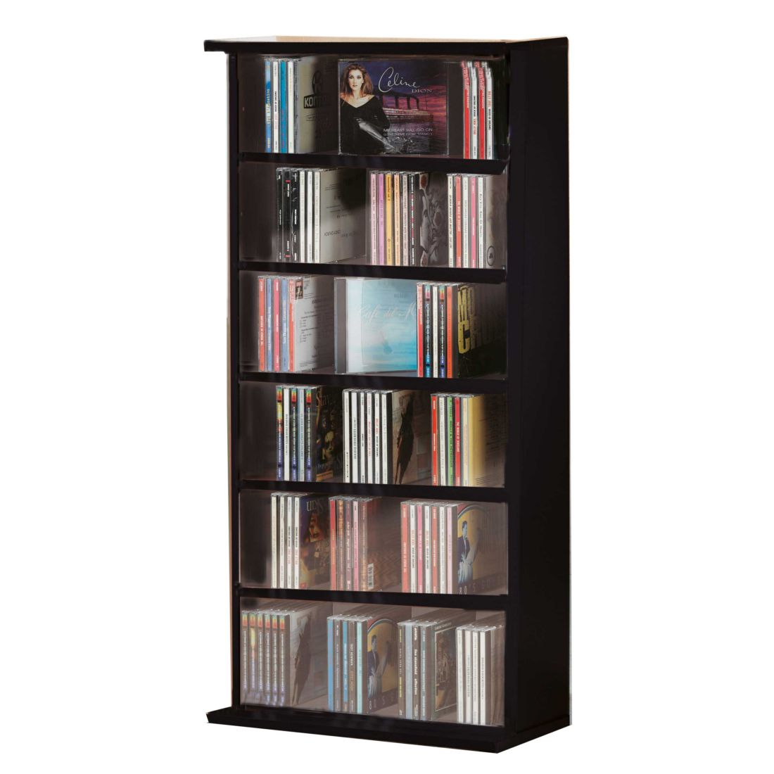 cd regal schwarz cd regal 30 schwarz cd regal schwarz. Black Bedroom Furniture Sets. Home Design Ideas