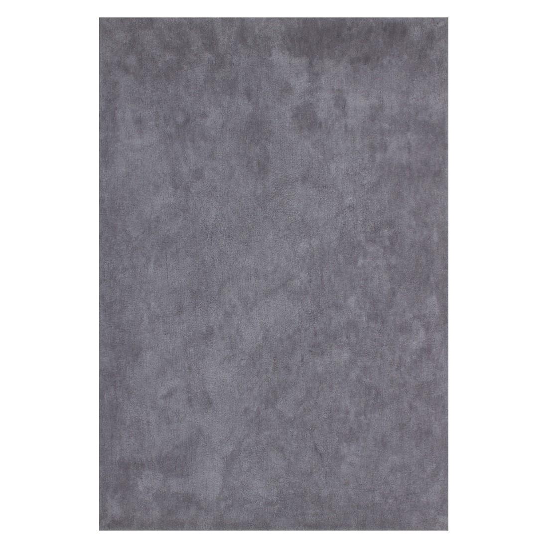 Teppich Velvet – Silber – 80 x 150 cm, Kayoom günstig online kaufen