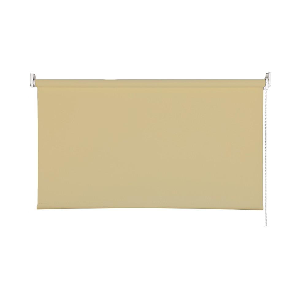 verdunkelungsrollo beige 200x175 cm mydeco kaufen. Black Bedroom Furniture Sets. Home Design Ideas