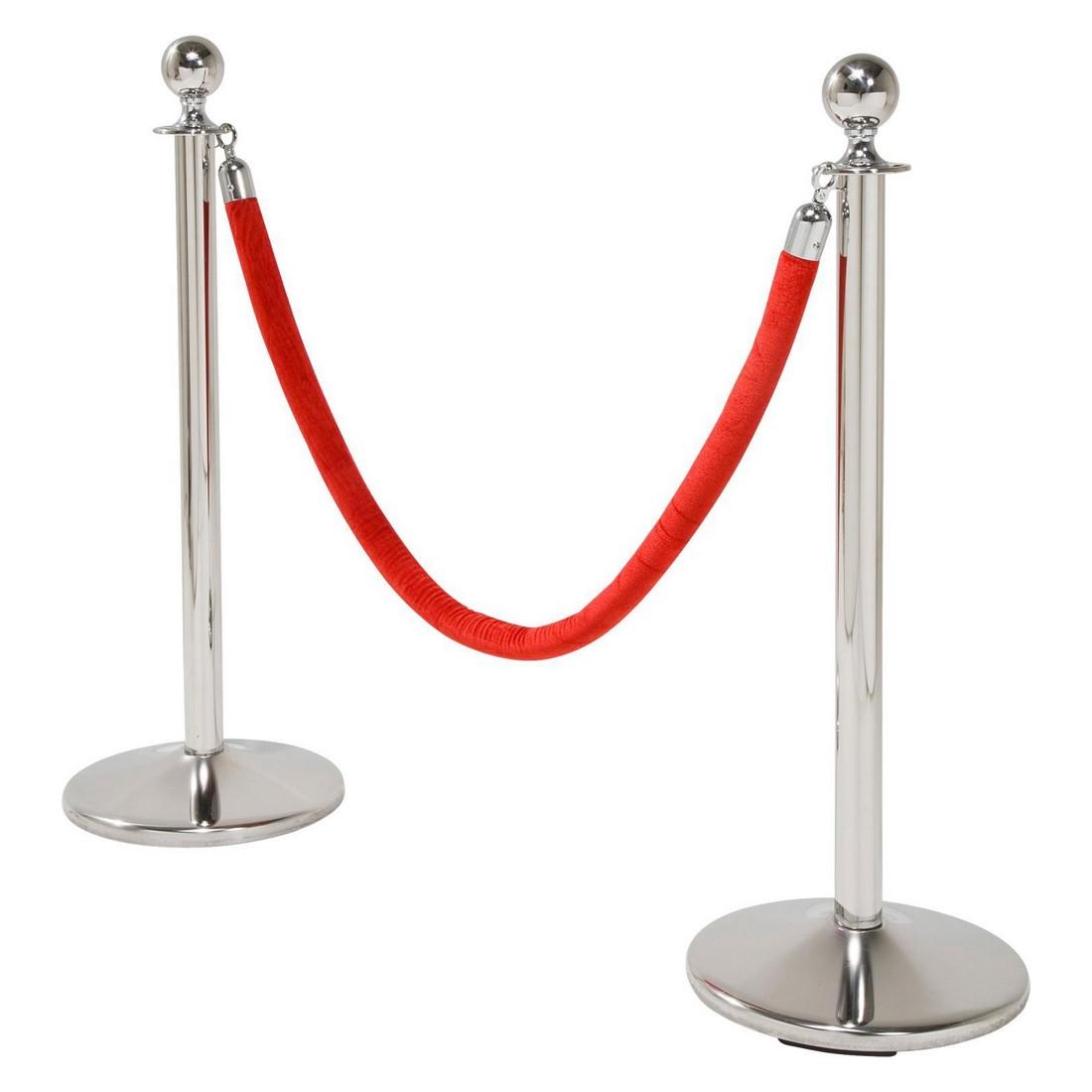 VIP Ständer Vegas  1-Ständer – Edelstahl Mehrfarbig, Kare Design jetzt bestellen