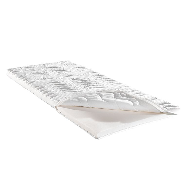 Viscoschaum-Topper SoftSleep (Kernhöhe 4 cm) – 90 x 200 cm, Nova Dream Sleepline günstig kaufen