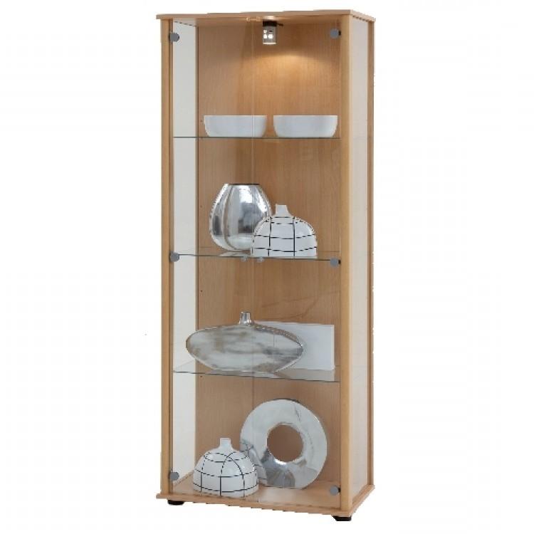 vitrine arlington buche. Black Bedroom Furniture Sets. Home Design Ideas