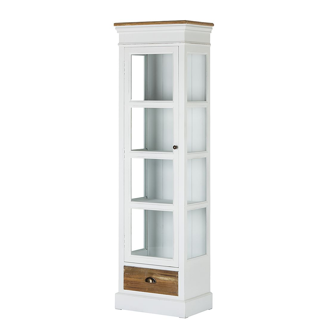 vitrine le midi 1 schublade 1 t r jack alice g nstig. Black Bedroom Furniture Sets. Home Design Ideas