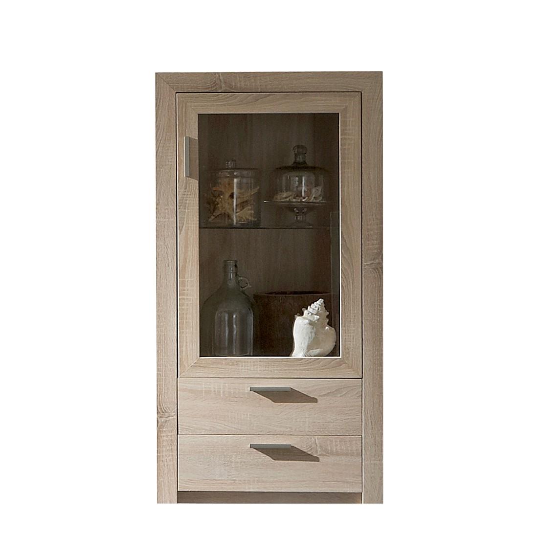 k chenstuhl zyamonicus eiche s gerau dekor wei formholz kunstleder tollhaus m bel kaufen. Black Bedroom Furniture Sets. Home Design Ideas