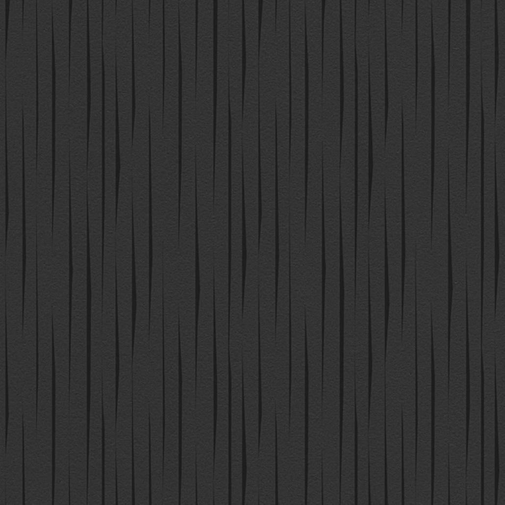 Vliestapete Aisslinger – Graphitgrau – Strukturiert – Glatt, Livingwalls günstig bestellen