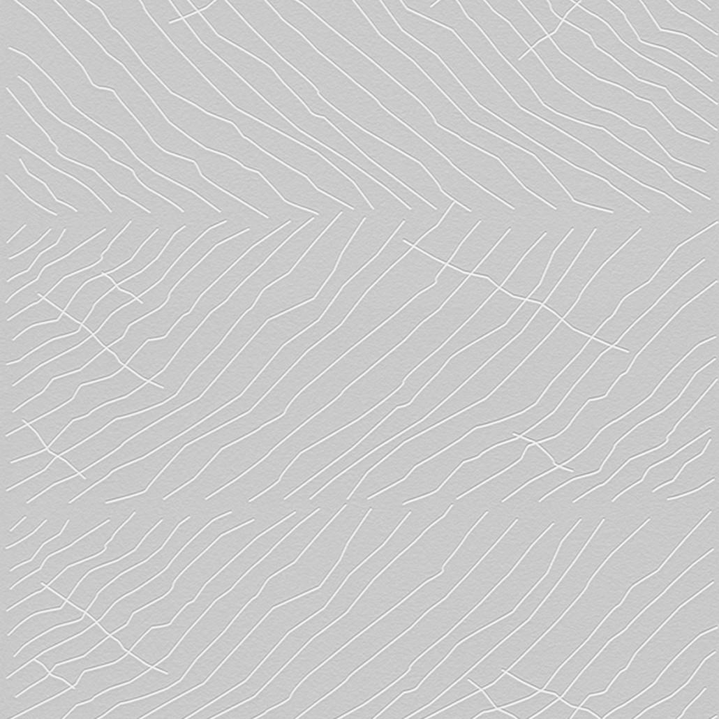 Vliestapete Aisslinger – Telegrau, Signalweiß – Fein Strukturiert – Glatt, Livingwalls günstig online kaufen