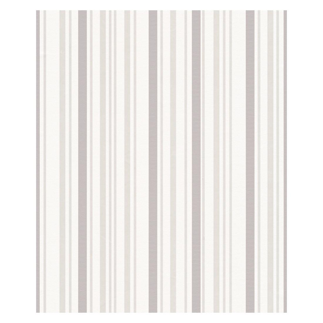 Vliestapete NAF-NAF – beige, braun, creme – strukturiert, Home24Deko günstig kaufen