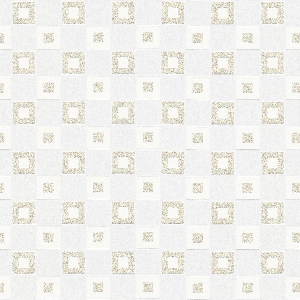 Vliestapete Pigment Quarzit 4 – Weiß, überstreichbar – strukturiert – glatt, Architects Paper online kaufen