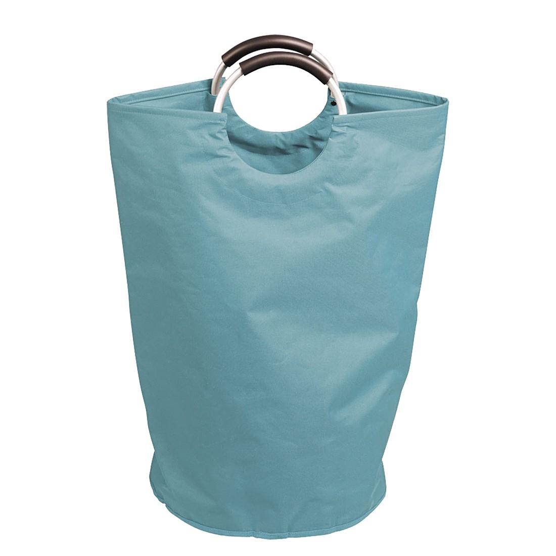 Wäschetasche Elsa – Aqua, Sanwood jetzt kaufen