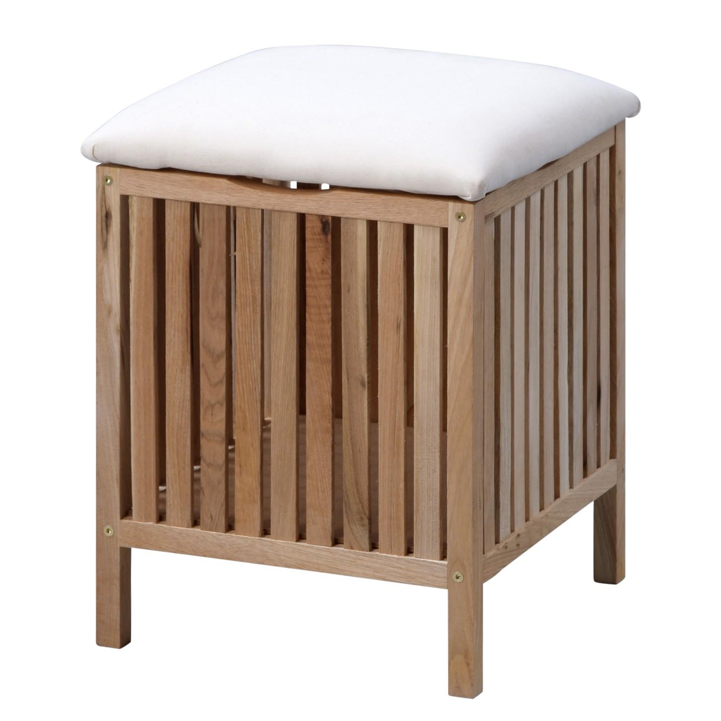 Casa italiana cassapanca legno massiccio laccato bianco for Cassapanca offerta