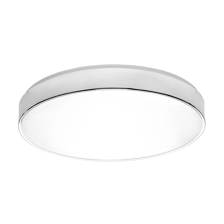 Wand-Deckenleuchte Inoxx 2011 ● Opalglas ● Weiß ● 7-7 x 37 x 37 cm- Milan Iluminacion
