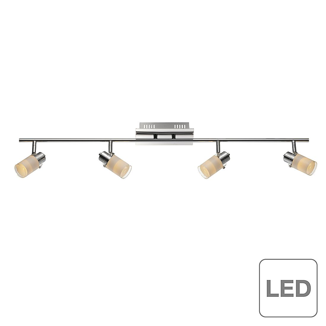Wand- Deckenspot Lizza Led - 4-flammig, Esto