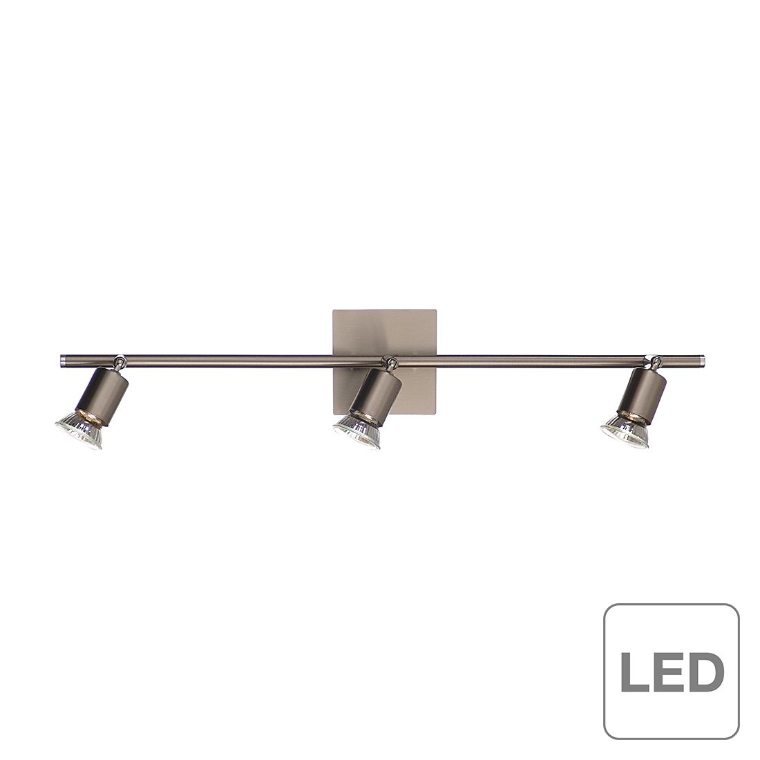 Wand-Deckenspot Vela ● 3-flammig- Economic Lighting A++