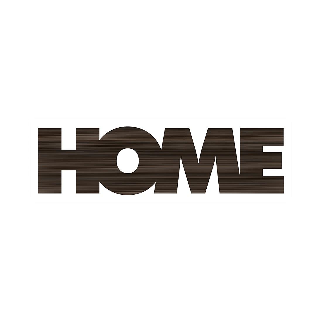 Wandbild Home Futura, Pro Art