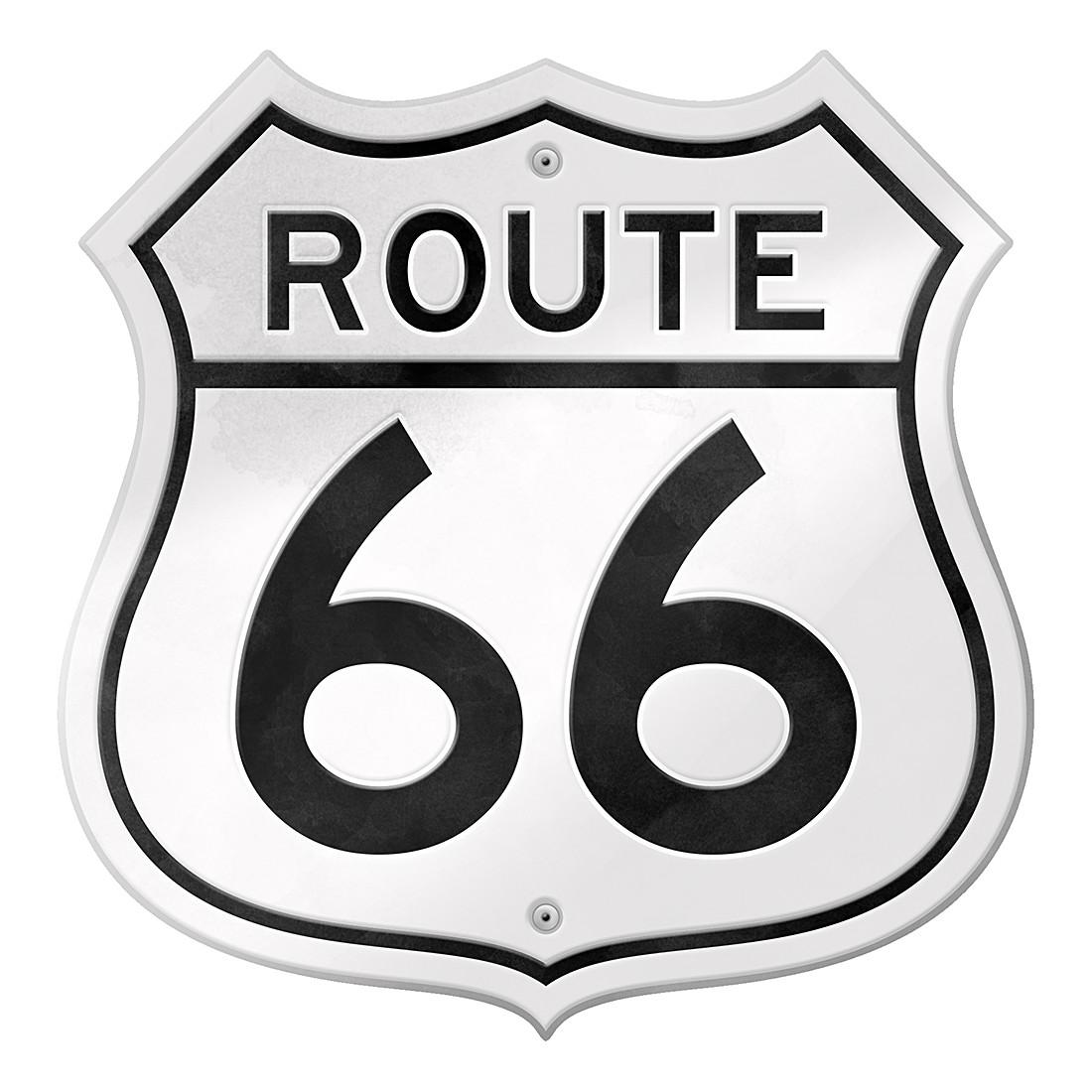 Wandbild Route 66, Pro Art