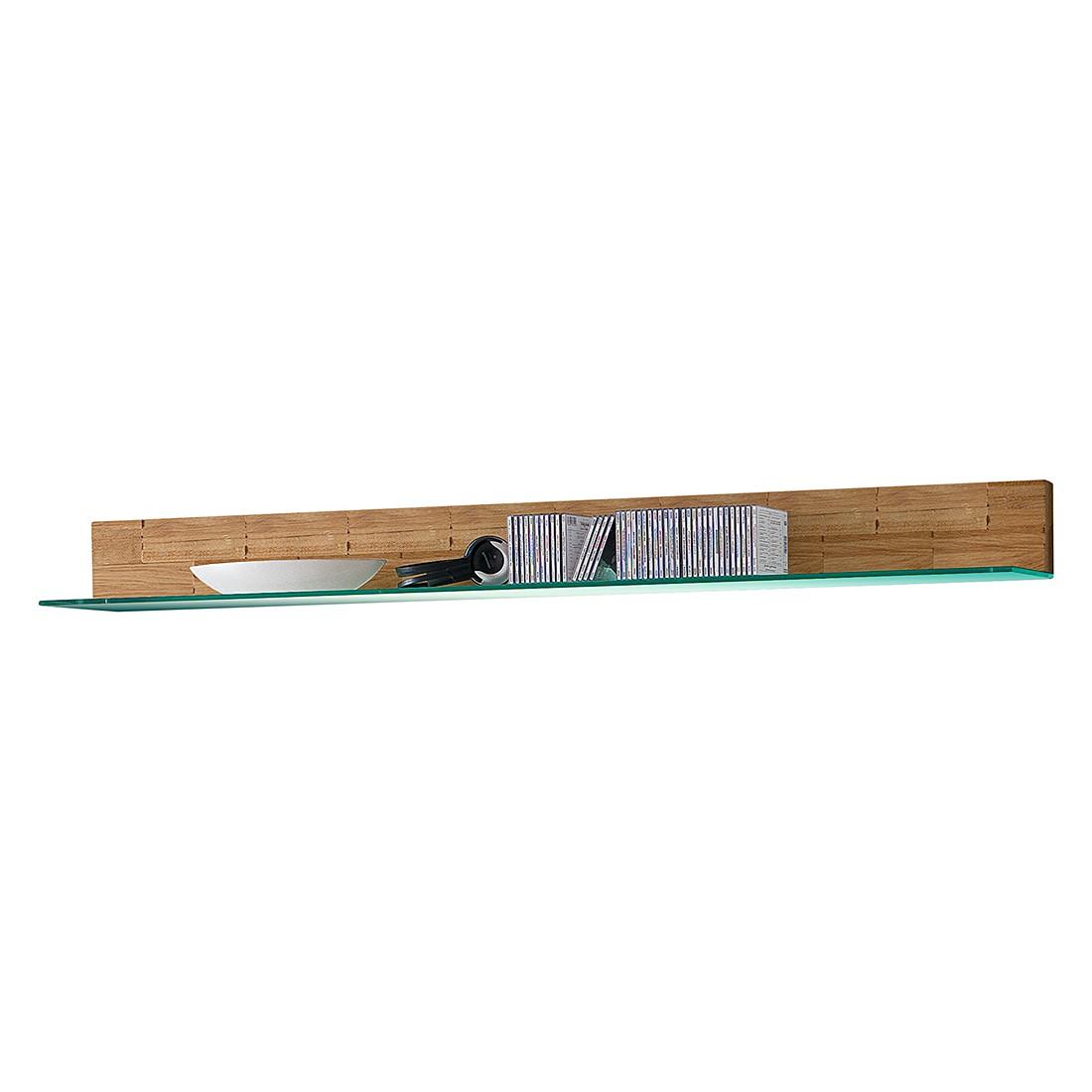 Wandboard Cora – Wildeiche – Ohne Beleuchtung – 195 cm, Felke jetzt bestellen