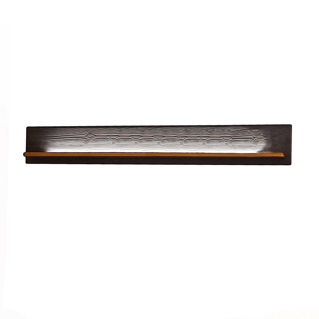 Wandboard Curve II – Erle massiv – 168 x 24 cm – Ohne Beleuchtung, Hartmann online kaufen