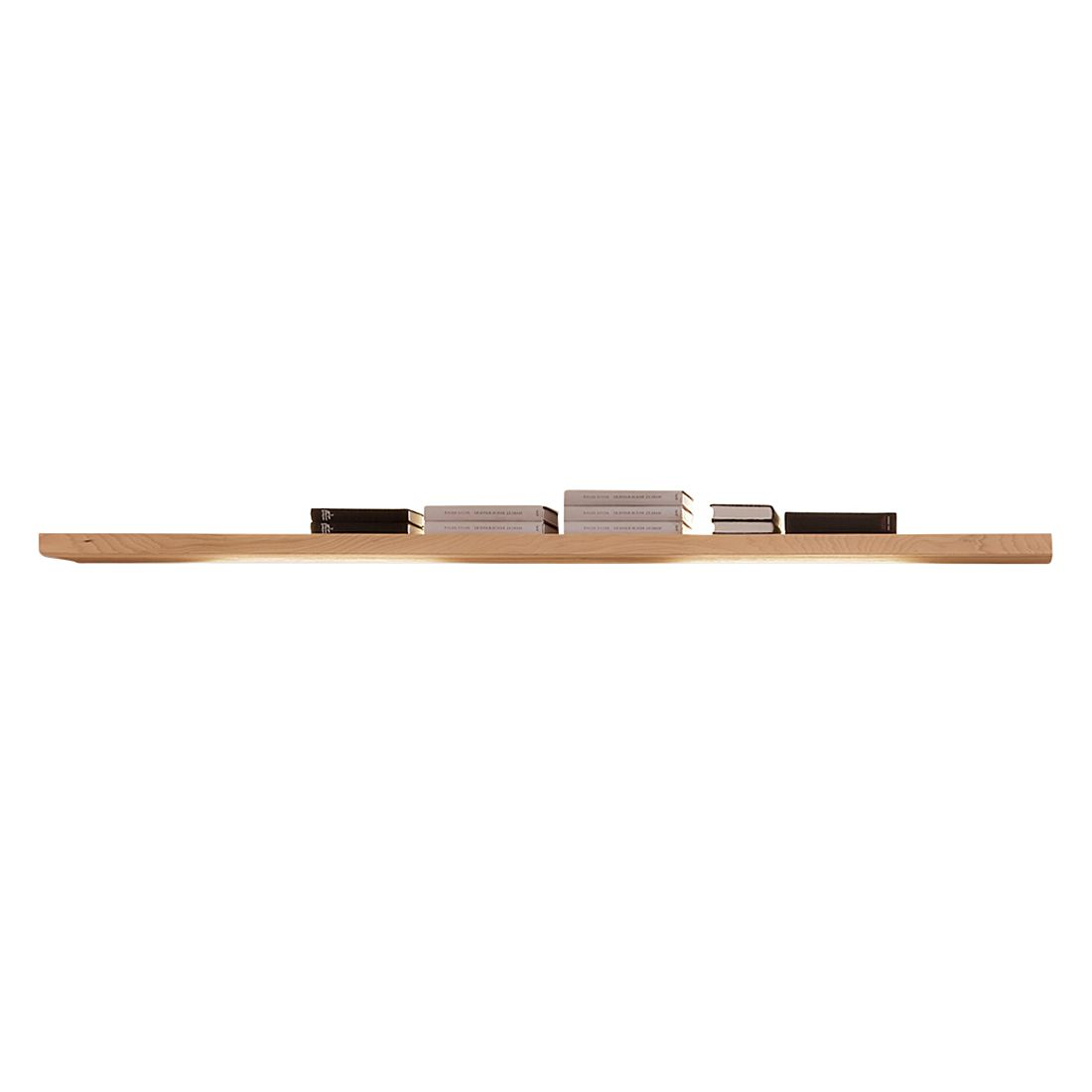 Wandboard Pecano II – Pecan-Nuss massiv – 132 x 4 cm – Mit Beleuchtung, Hartmann jetzt kaufen