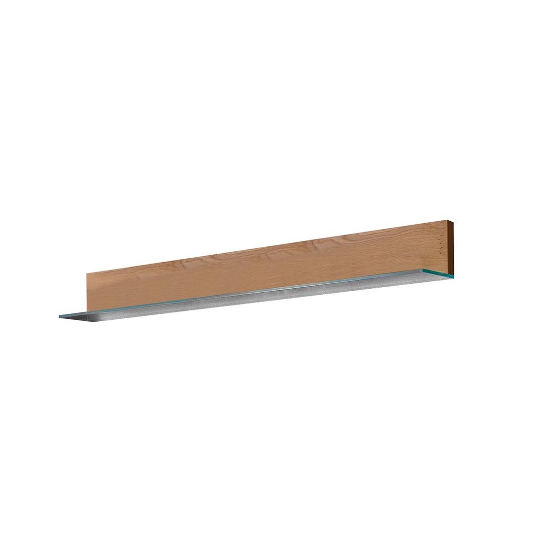 Wandboard Rio – Wildeiche teilmassiv – Ohne Beleuchtung – Wildeiche – 130 cm, Felke bestellen