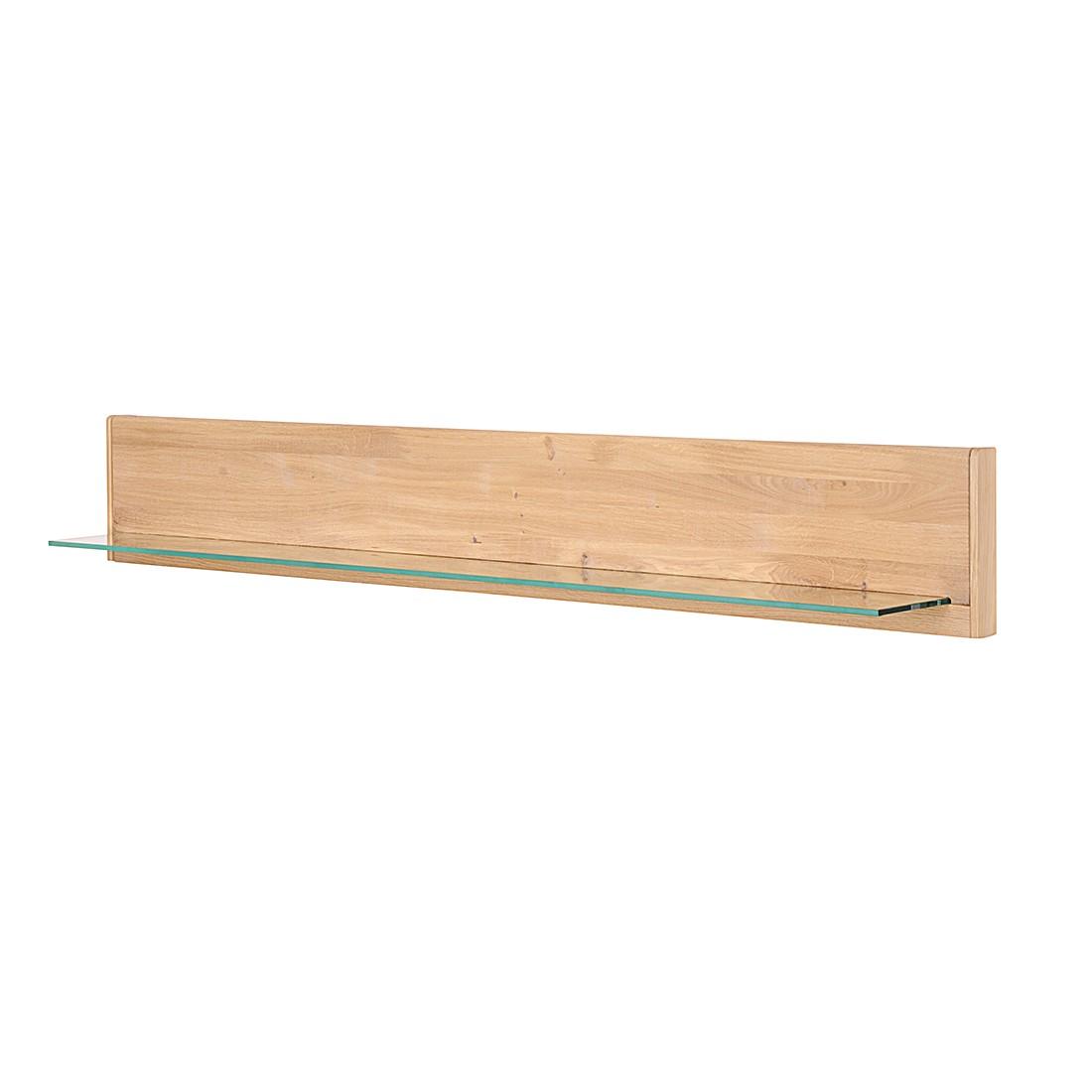 Wandboard Tonino II – Wildeiche massiv – hell – Breite: 182 cm, Jung & Söhne online bestellen