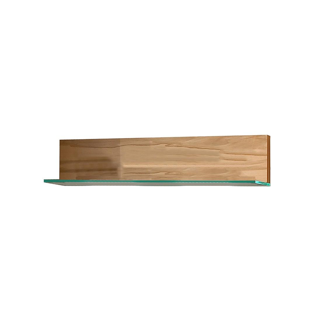 Wandboard Vita – Kernbuche – Ohne Beleuchtung – 106 cm, Felke günstig online kaufen