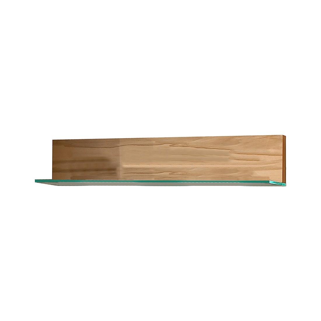 Wandboard Vita – Kernbuche – Ohne Beleuchtung – 120 cm, Felke bestellen